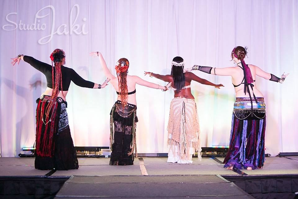 Wayward Tribal at Essence of Belly Dance