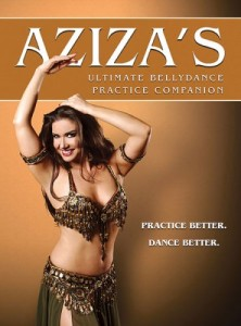 Aziza Belly Dance Instruction DVD